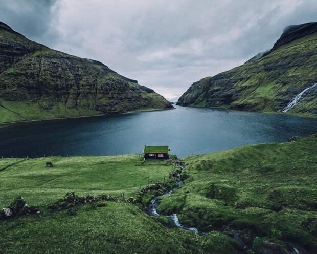 Мечта интроверта: Фарерские острова во всем своем великолепии