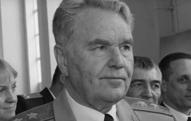 Умер космонавт Владимир Шаталов