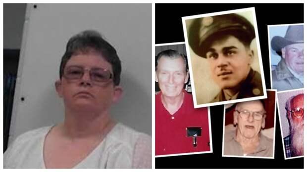 Медсестра в США получила 7 пожизненных сроков за серию убийств ветеранов