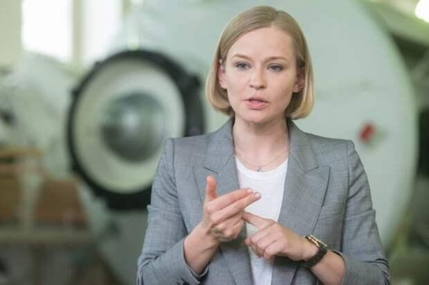 Юлия Пересильд рассказала о подготовке к полету на МКС
