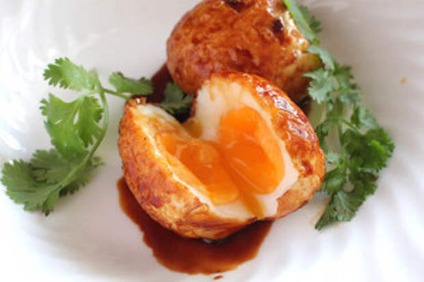 "тайское блюдо ""Яйца зятя""  650 х 434"