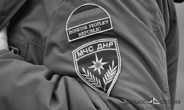 Спасатели в ДНР за последние сутки выезжали на пожары 40 раз