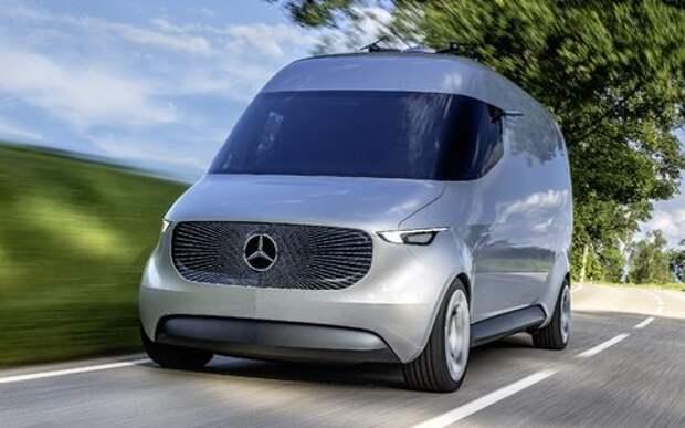 Mercedes-Benz лишит водителей руля, но не работы