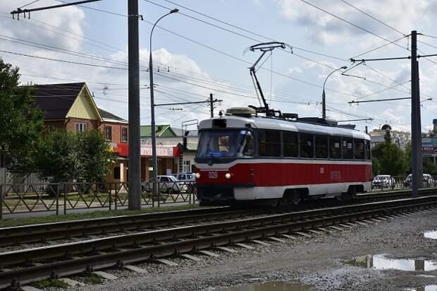 В Краснодаре отменили трамвайный маршрут № 0
