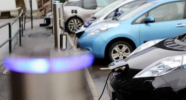 Продажи электромобилей в России выросли в шесть раз за 1 квартал 2021 года