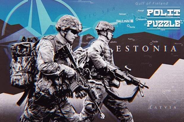 В сети указали эстонцам их место после скандала с пьяными британскими военными