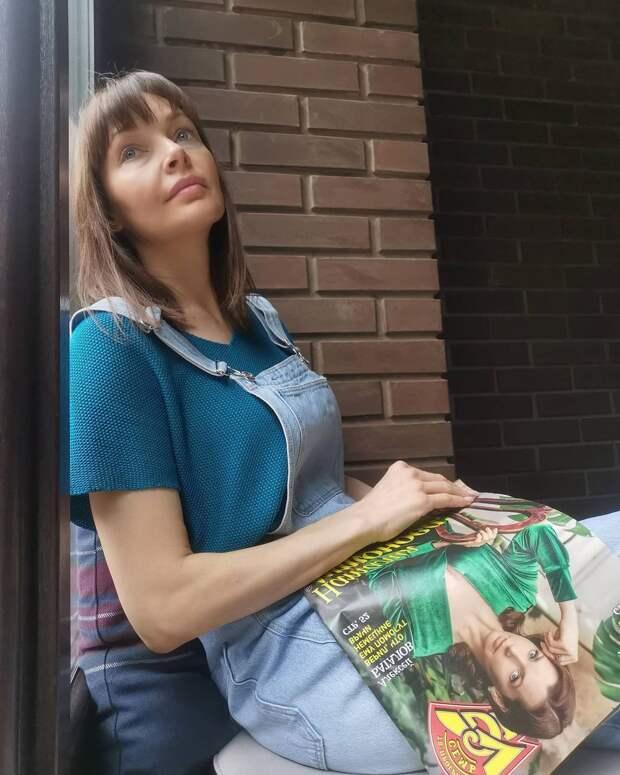 «Я не знала, как дальше жить»: Наталия Антонова рассказала, что помогло ей пережить кончину сына