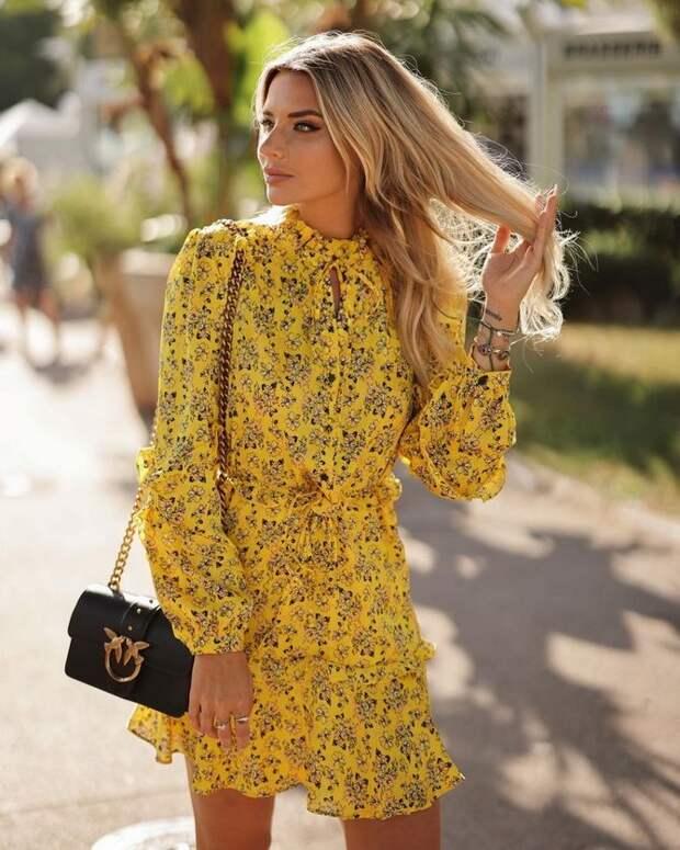 Летний шик — как красиво одеться летом