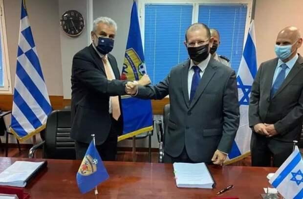 Минобороны Израиля и Греции подписали контракт на $ 1,65 млрд
