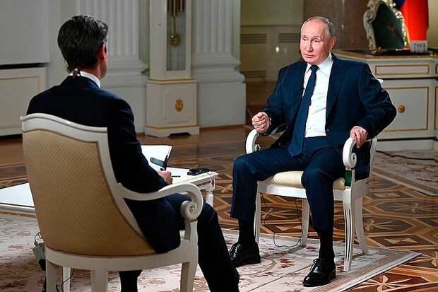 """""""Почему всё должно рухнуть?"""": Владимир Путин - о будущем России, преемнике и НАТО"""