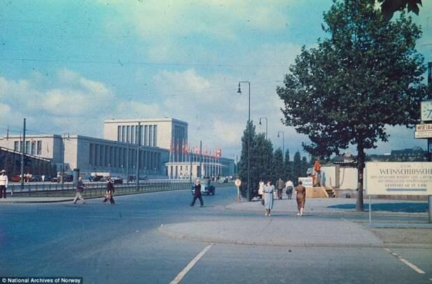 Винтажные фотографии Берлина в 30-х годах