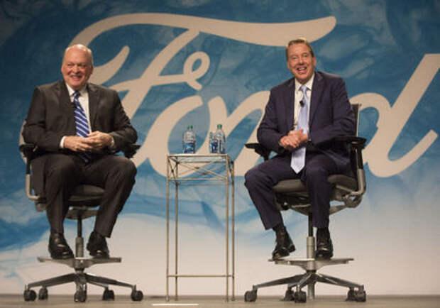 Стало известно, сколько получают топ-менеджеры компании Ford