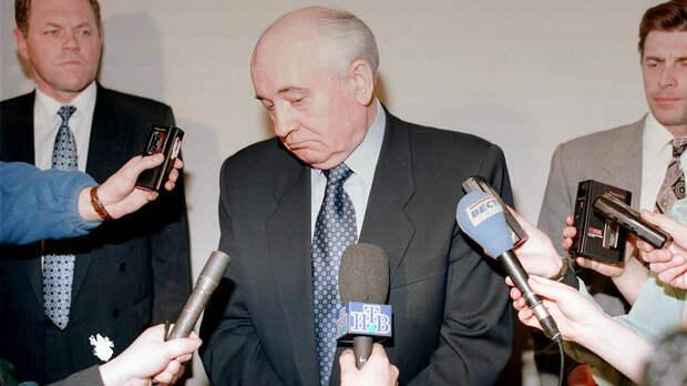 Горбачеву задали неудобный вопрос о развале СССР: его реакция удивила