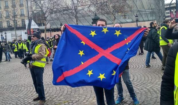 """Премьер Италии рассказал о крахе """"мечты Евросоюза"""""""