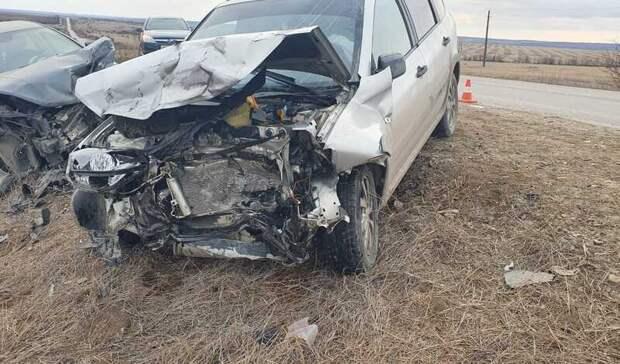 Двое детей идвое взрослых пострадали ваварии вРостовской области