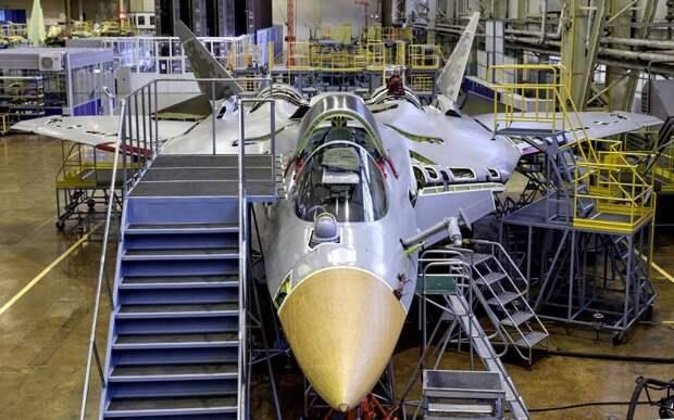 Вооружение российскими Су-35 и Су-57: США могут не оставить Турции выбора