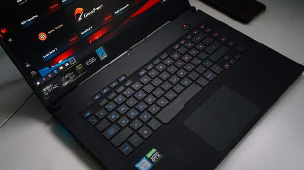 Мощь в строгих формах: обзор ноутбука Asus ROG Zephyrus S GX502