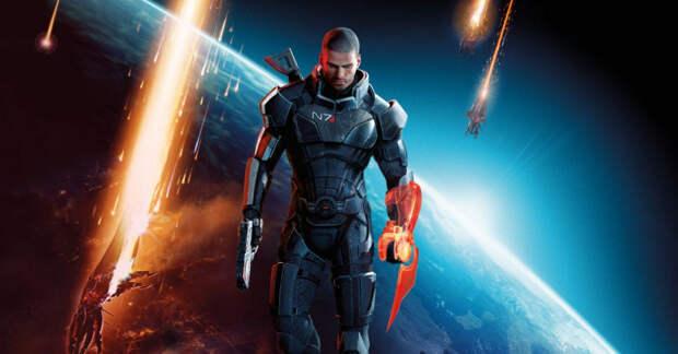 В Сети опубликован тизер-трейлер новой Mass Effect