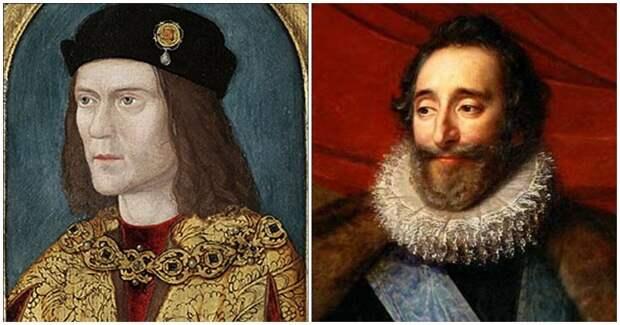 Голубой Зуб и Галантный Бодрячок: 9 забавных королевских прозвищ, которые давали по приколу