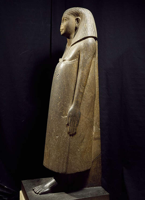 Сама статуя не была объектом поклонения.