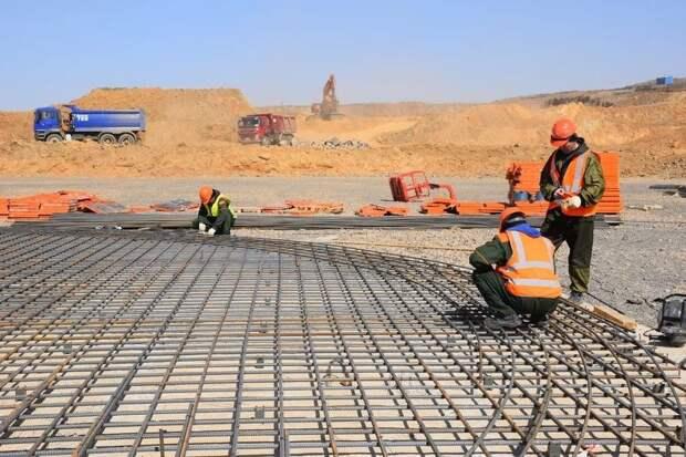 Резидент ТОР «Забайкалье» приступил к активной фазе строительства трансграничного зернового терминала