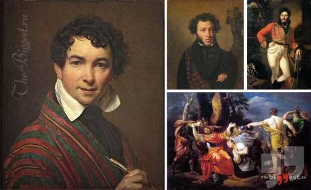 Большой список самых известных русских художников