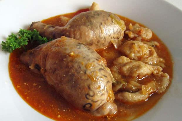 Кулинарные ужасы стран Европы