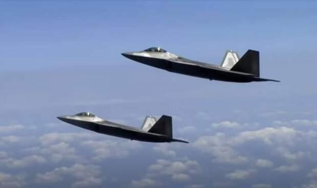 Ставка на технологию «стелс» для авиации пятого поколения похожа на ошибку