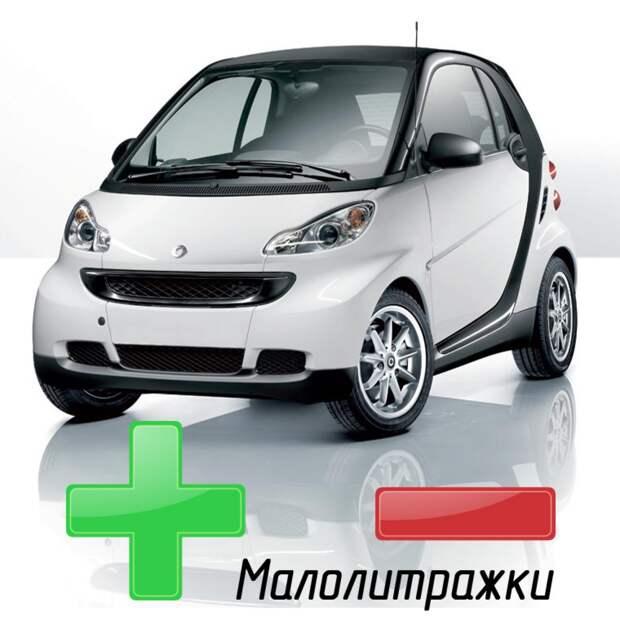 Малолитражные компактные автомобили