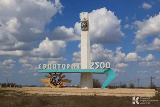 Трассу Симферополь – Евпатория в районе поселка Прибрежное оборудуют кюветами чтобы машины не заезжали на пляж