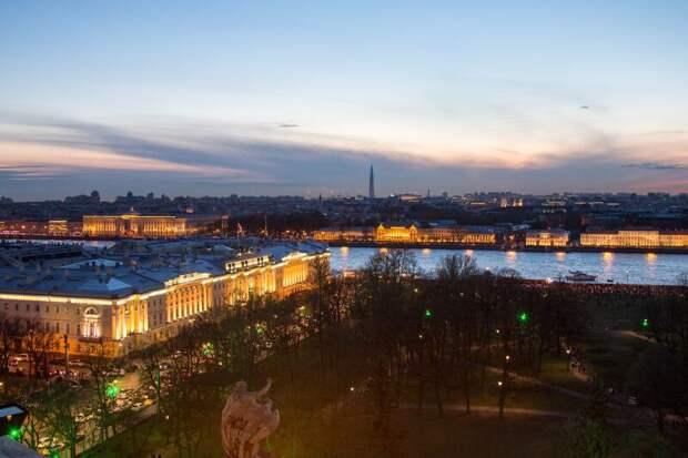 Профессор из США назвал критерии оценки работ на конкурсе «Многоликий Петербург»