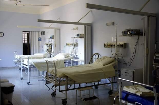 В Петербургском коронавирусом стационаре не хватает кислорода