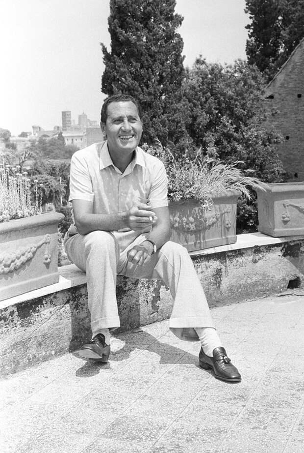 Исполнилось 100 лет со дня рождения Альберто Сорди