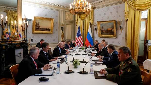 Болгары о саммите в Женеве: Россия была великой, а стала величайшей
