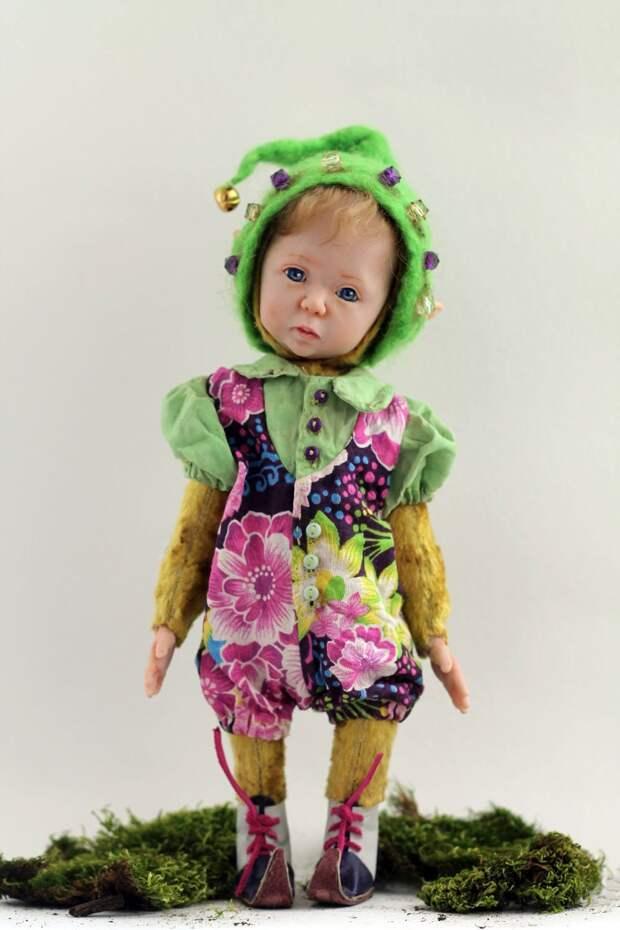 Чудесные куклы с добрыми глазами: для вдохновения 3