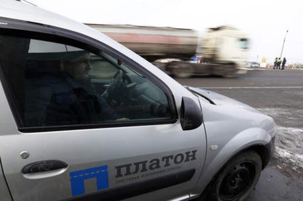 Росавтодор: объем грузооборота на автотранспорте вырос на 11,2%