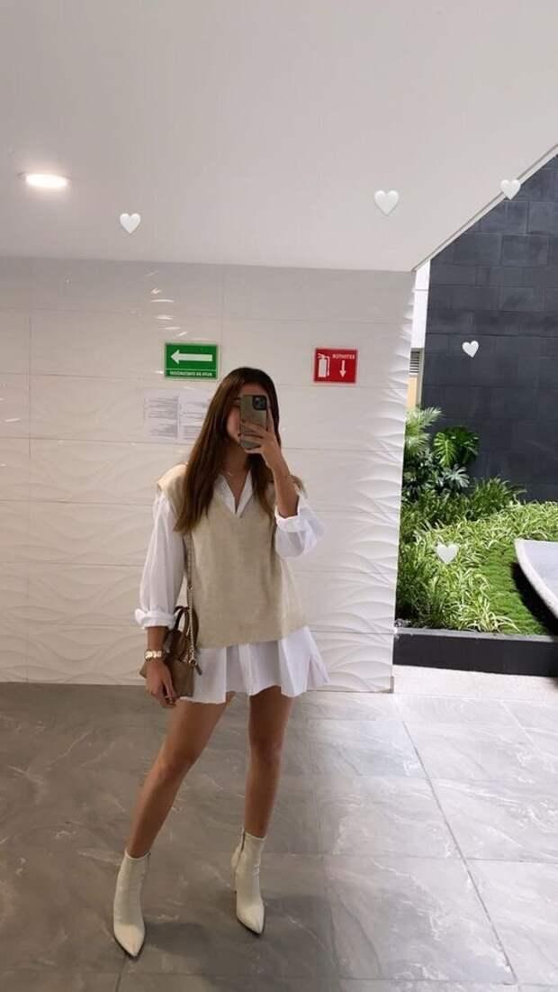 5 способов носить белую рубашку, чтобы выглядеть стильно