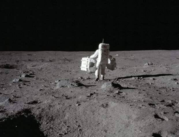Новые правила нахождения на Луне