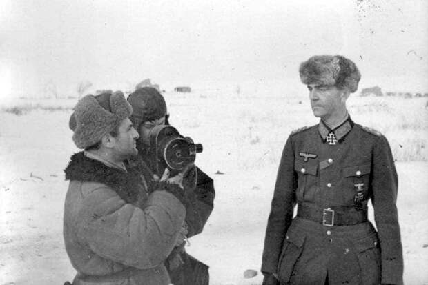31 января 1943 года в Сталинграде капитулировала Южная группировка немецко-фашистских войск