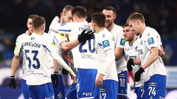 «Динамо» на выезде разгромило «Ротор», нанеся волгоградцам пятое поражение подряд