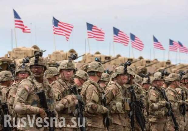 Что представляет собой американская армия?