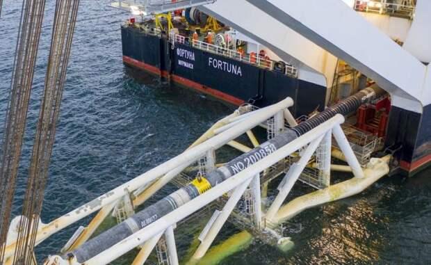 Дуда увидел в «Северном потоке-2» нечто большее, чем газопровод