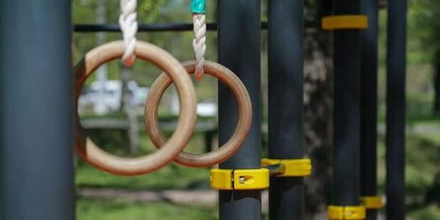 В парке «Ангарские пруды» ограничена работа детских площадок