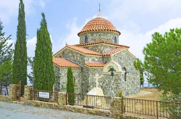 Кипр места отдыха