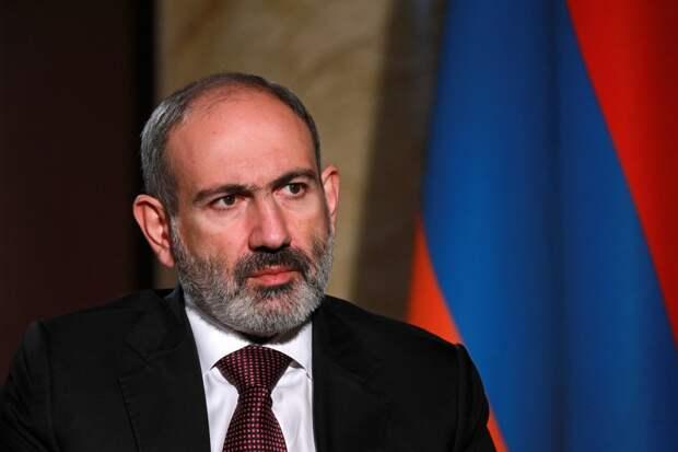 Пашинян подтвердил приемлемость российских предложений по границе