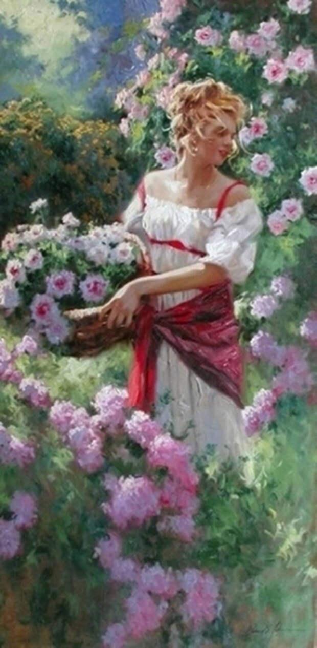 картинах Richard S. Johnson (443x800, 254Kb)