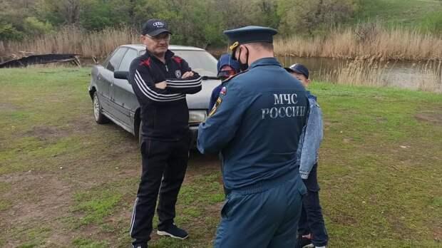 Волгоградцам грозят штрафы за разведение костров на природе