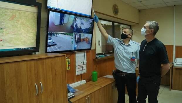Общественник при МВД Мытищ похвалил организацию работы дежурной части полиции