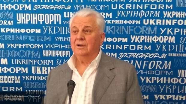 Кравчук объяснил, почему согласился возглавить украинскую делегацию в Минске