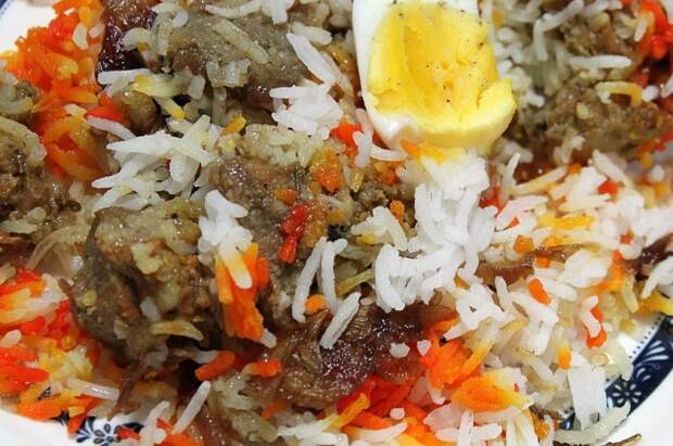 Новый год по-азербайджански. Рецепты национальных блюд от шеф-повара